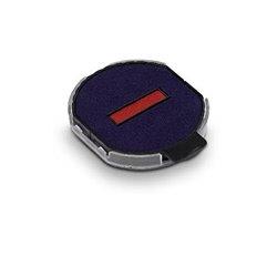 Cassette d'encrage bicolore pour Trodat 52040 ou 54140