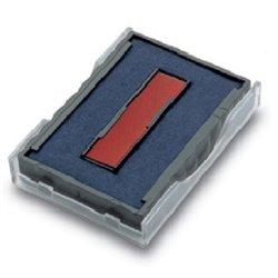 Cassette d'encrage bicolore pour Trodat 4929 et 4729