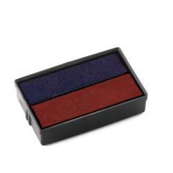 Encrier bicolor pour Colop Mini Dateur S160