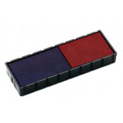 Encrier bicolor pour Colop Mini Dateur S120WD