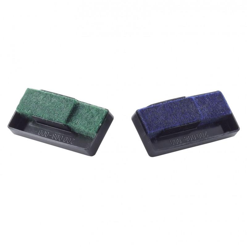 REINER · Encre R 343 Noir pour timbres métal